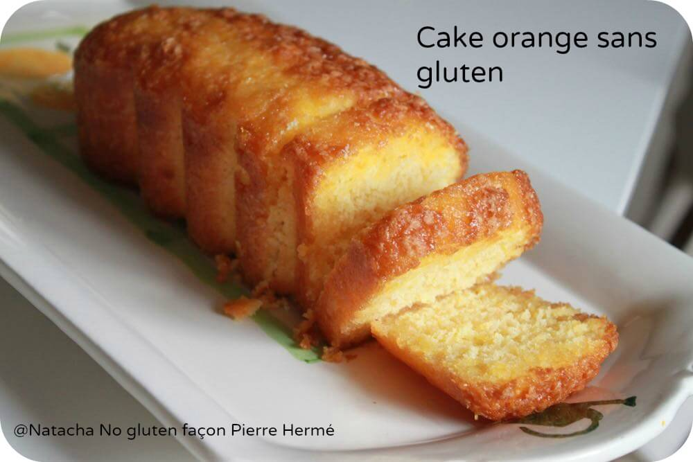 Oh un cake sans gluten cuisine et - Je cuisine sans gluten ...
